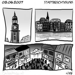 Comictagebuch 08.06.2007