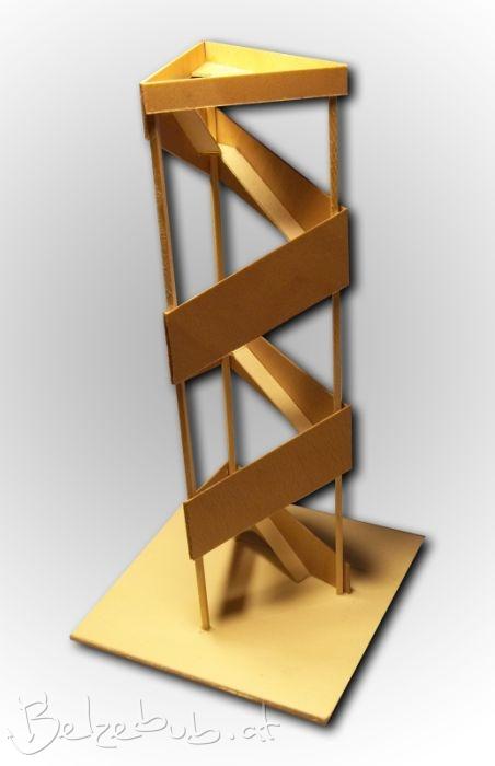 Modell Aussichtsturm