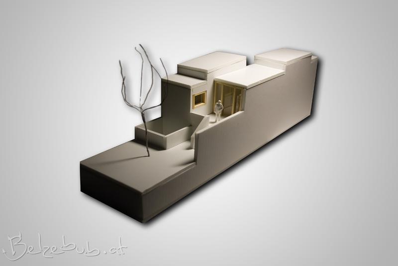 Stadt-Hof-Haus Modell