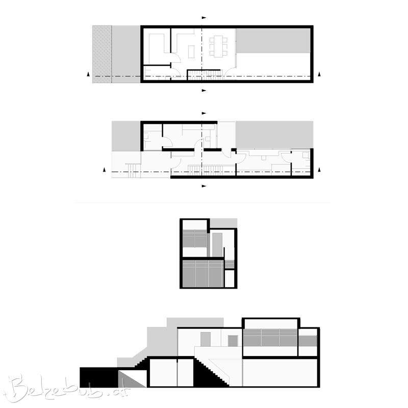 Stadt-Hof-Haus Plan