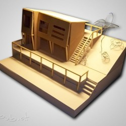 Modell Kajakclub