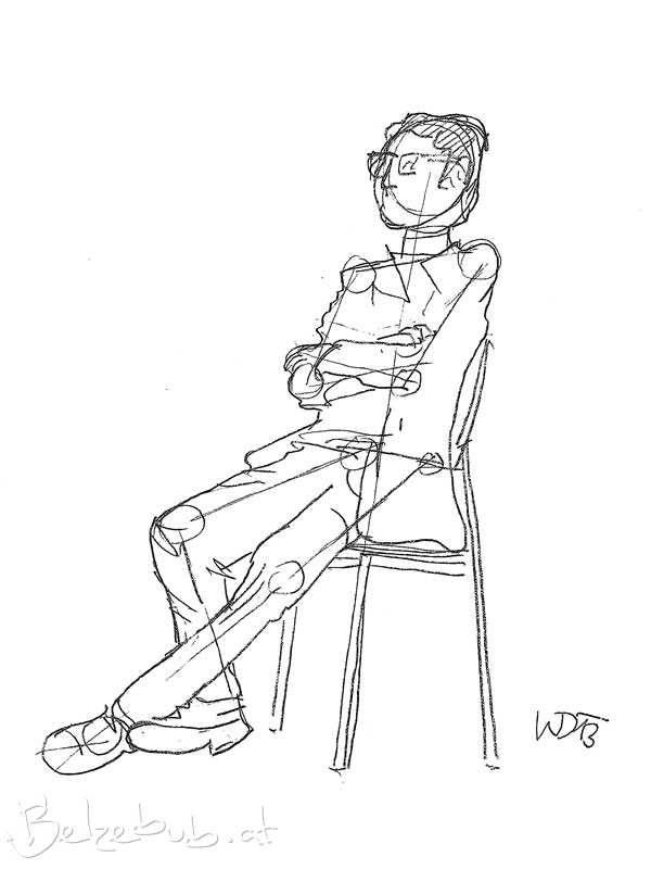 Mensch_Sitzend 2