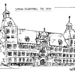 Postkarte Eggenberg