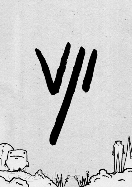 VII Cover