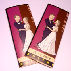 Hochzeitsschoko